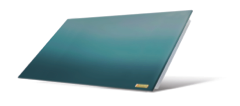 A mirror infrared heating panel without frame